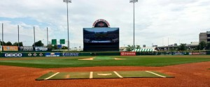 Coca-Cola Field, home of the Buffalo Bisons.