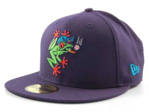 The hat of the Everett AquaSox, the Northwest League affiliate of the Seattle Mariners. (Photo credit: Google Images)