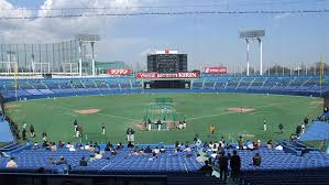 This is possibly the home of the Tokyo Yakult Swallows, or at least what comes up on Google when you type in that sequence of words. (Photo credit: Google Images)