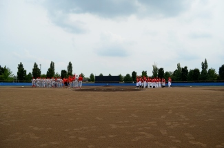 The first Japanese exhibition game for the Canadian Women's National Team, facing the 18U Japanese National All-Stars.